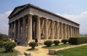 Temple of Hephaestus Ancient Agora