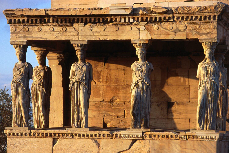 Caryatis Acropolis