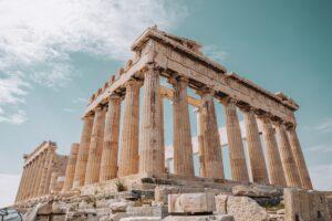Acropolis Athens Parthenon