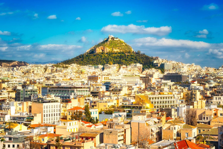 Athens-Mount-Lycabettus