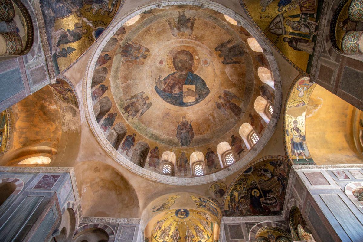 katholikon, Hosios Loukas monastery, Boeotia, 11th century (