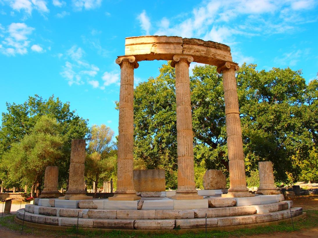 Olympia-Greece-tour