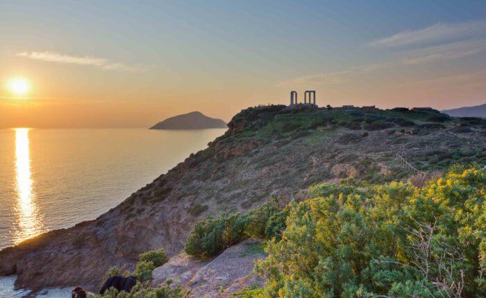 Cape Sounio - Temple of Poseidon