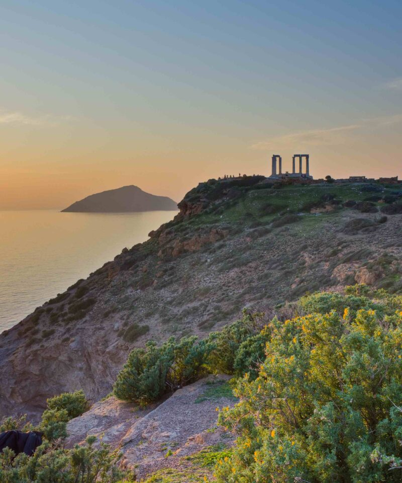 Cape Sounio - Temple of Poseidon