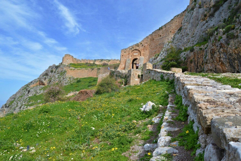 Entrance-to-Acrocorinth