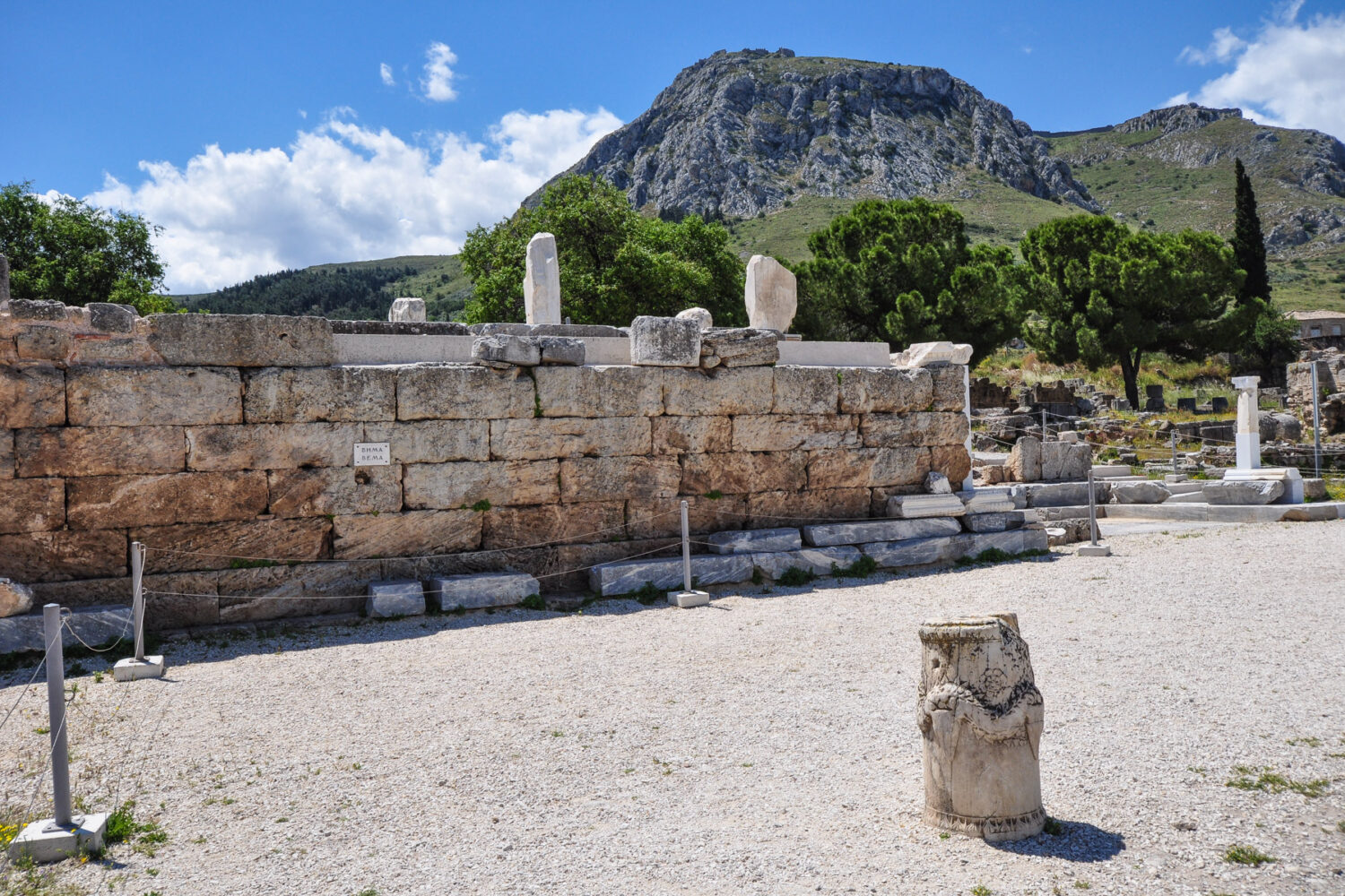 bema-ancient-corinth