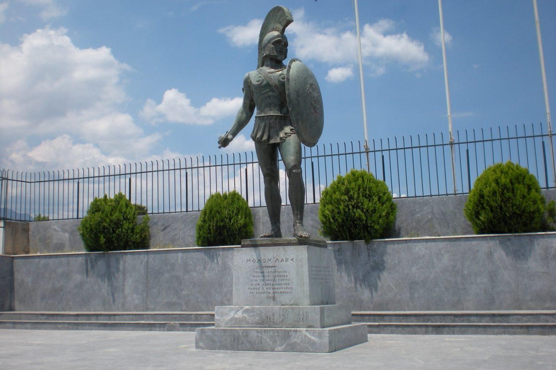 Sparta King Leonidas