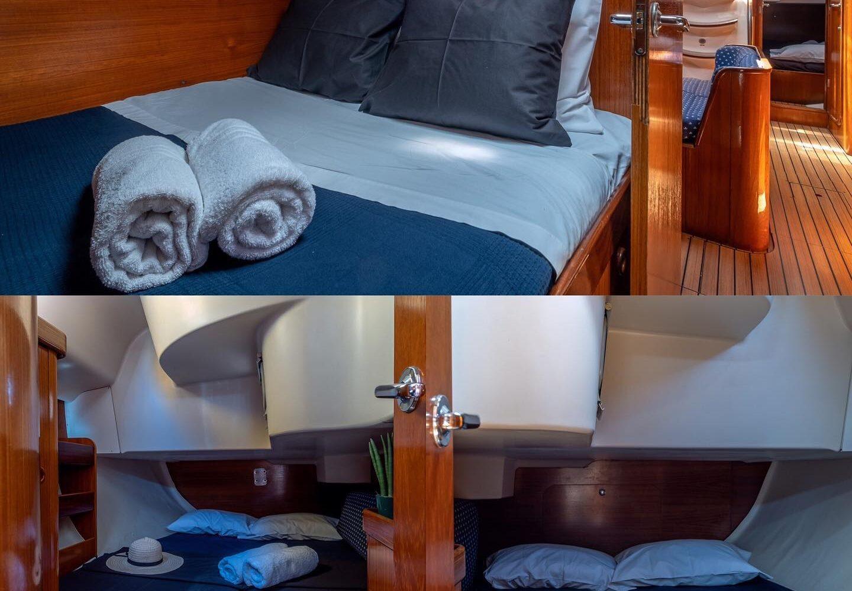 sailing boat Tolo
