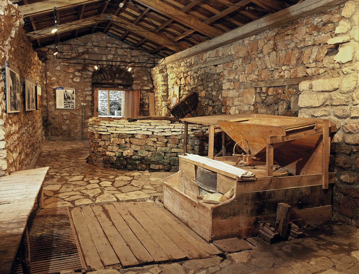 Dimitsana Water Museum