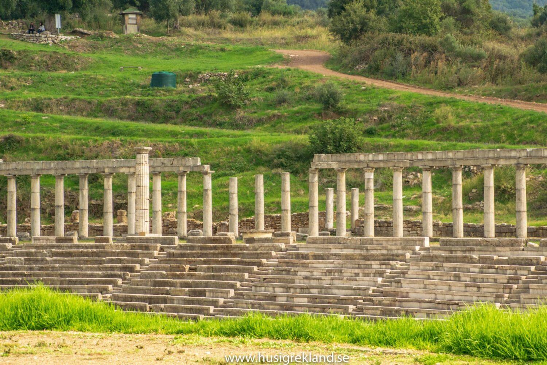 Ancient Messene Theatre