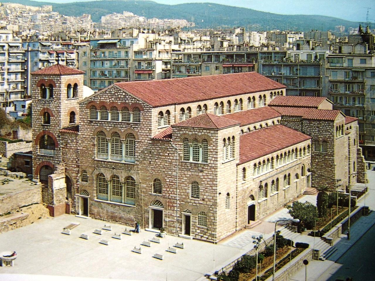 Agios Dimitrios church