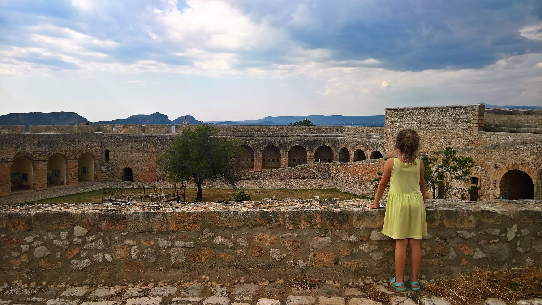 Pylos Castle